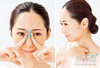 韩式按摩瘦脸:按摩动作+手势正确示范