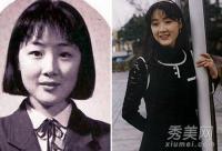 朴敏英崔智友 韩国女星整容蜕变过程