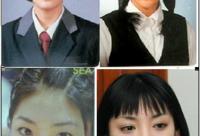 史上最全40位韩国女星 整容对比大全(一)